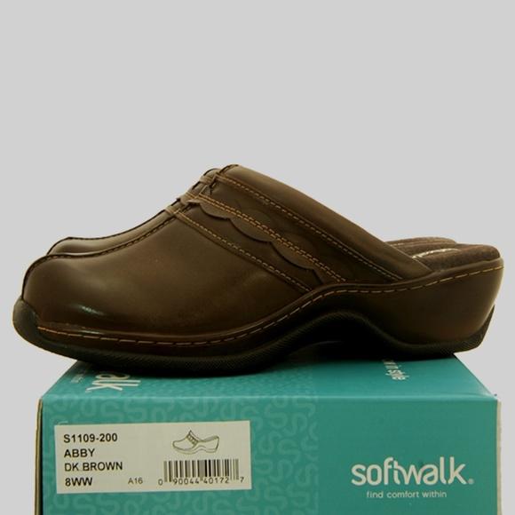 07ea464ff1 Softwalk Abby Clog